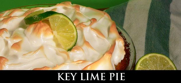 Key Lime Pie, slider.