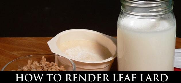 How To Render Leaf Lard, slider.