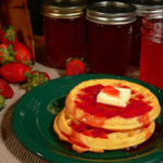 Strawberry Syrup recipe from Taste of Southern.com.