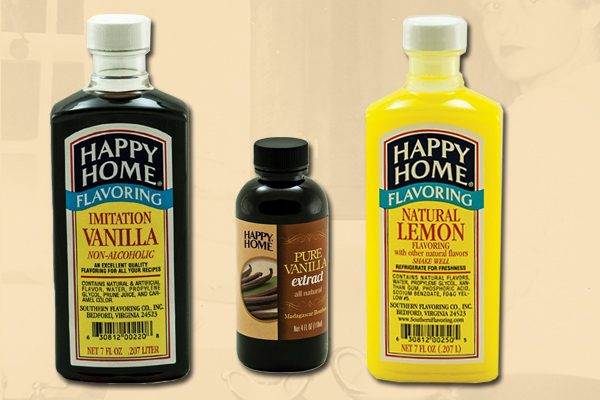 Mother's Day Giveaway, flavorings.