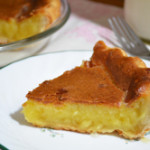 Buttermilk Pie Recipe, printable recipe from Taste of Southern.com.