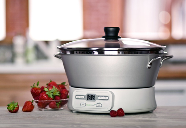 REVIEW: Ball FreshTECH Jam & Jelly Maker, as seen on Taste of Southern.