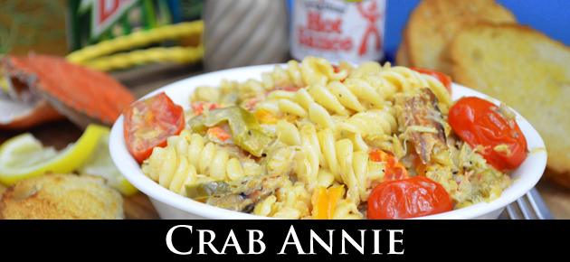 Crab Annie, slider.