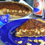 Pepsi and Lance Peanuts Pie