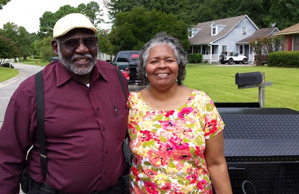 Howard Family Chili, the Howards.