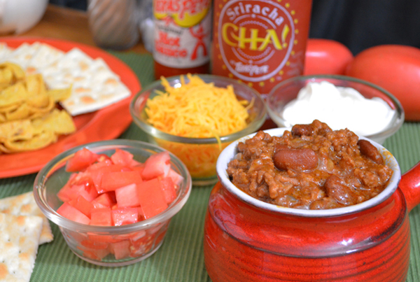 Howard Family Chili, enjoy.