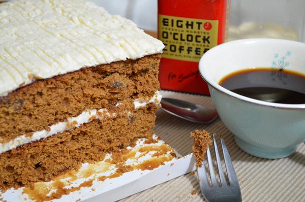 Spanish Bar Cake, enjoy.