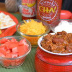 Howard Family Chili recipe, as seen on Taste of Southern.com.