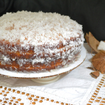 Mama's Fresh Coconut Cake