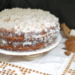 Mama's Fresh Coconut Cake Recipe, made from scratch, just like mama made. As seen on Taste of Southern.