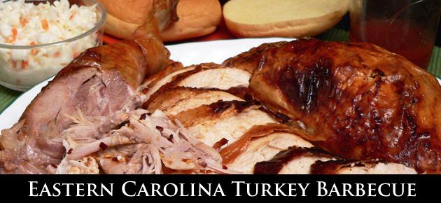 Turkey BBQ, slider