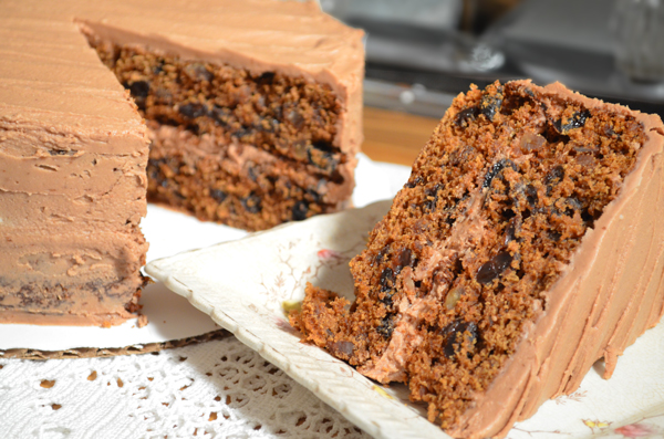 Canadian War Cake Recipe, enjoy.
