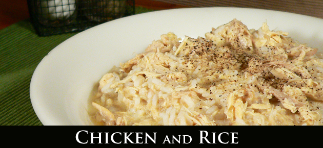 Chicken and rice recipe and oxo review taste of southern taste chicken and rice slider forumfinder Images