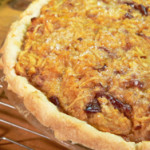 Grated Apple Pie Recipe, as seen on Taste of Southern. Printable recipe included.