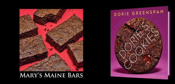 Mary's Maine Bar recipe is courtesy of Dorie Greenspan.