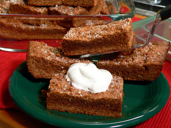 Mary's Maine Bars recipe, as seen on Taste of Southern.