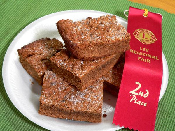 The Award Winning Mary's Maine Bar cookie recipe.