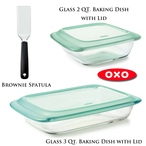 OXO kitchen tools provided these.