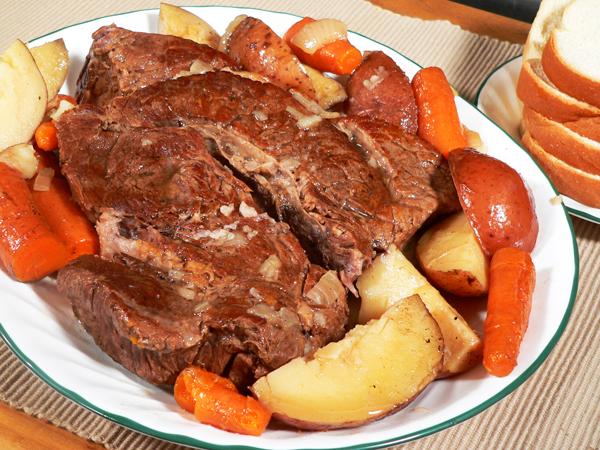 Pot Roast recipe, enjoy.