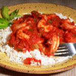 Brewton Inn Shrimp Creole