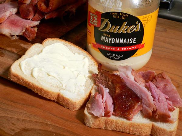 Ham Shank, makes a great sandwich.