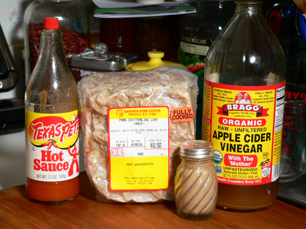 Chitlin Loaf, you'll need these ingredients.