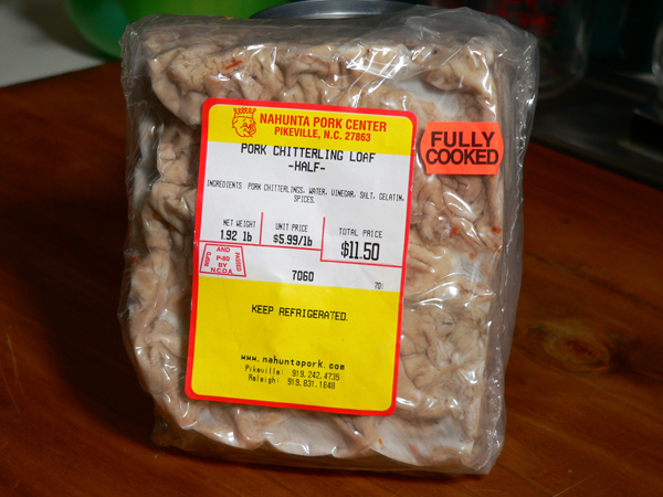 Chitlin Loaf, they're not as cheap as you might think.