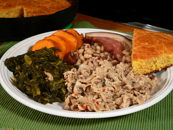 Chitlin Loaf recipe, as seen on Taste of Southern.