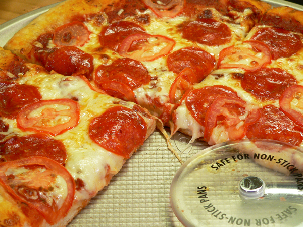 Easy Pizza Dough, enjoy.