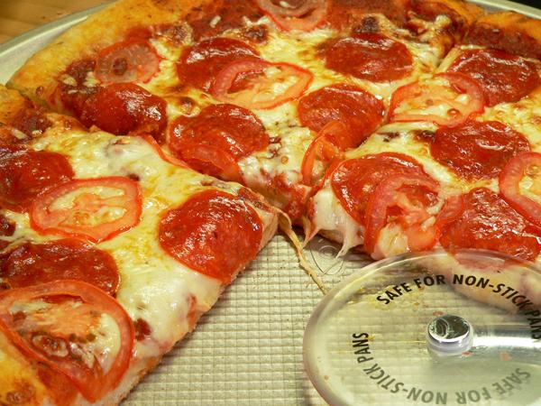 Easy Pizza Dough, enjoy.