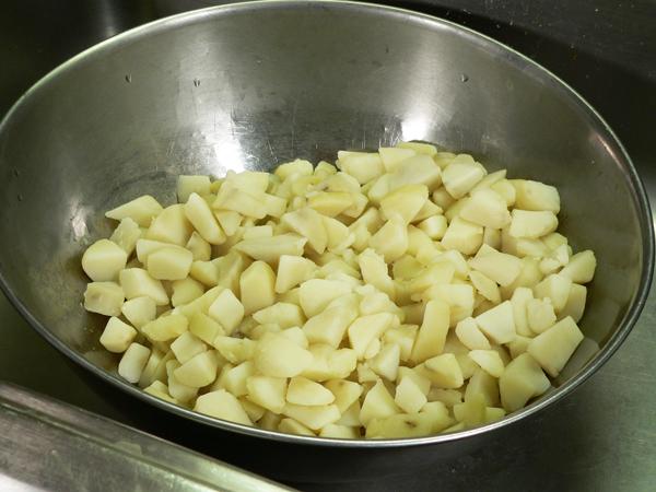 Potato Salad, refrigerate.
