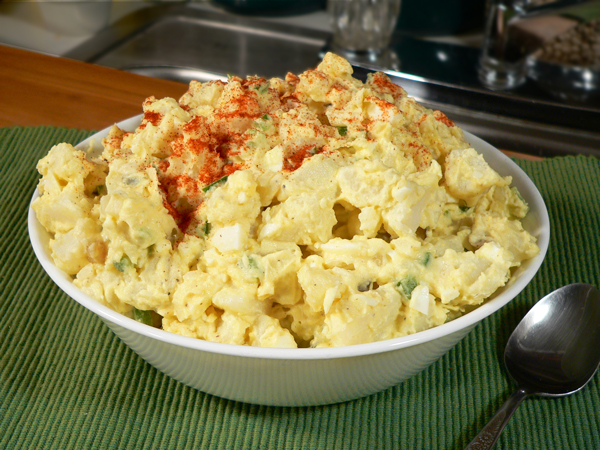 Potato Salad, serve it up.