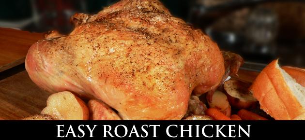 Roast Chicken, slider.