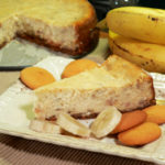 Banana Pudding Recipe, a southern favorite turns cheesecake, on Taste of Southern.com.