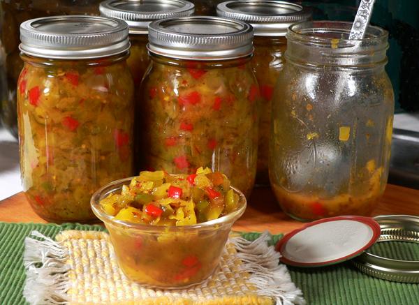 Chow Chow Relish, enjoy.