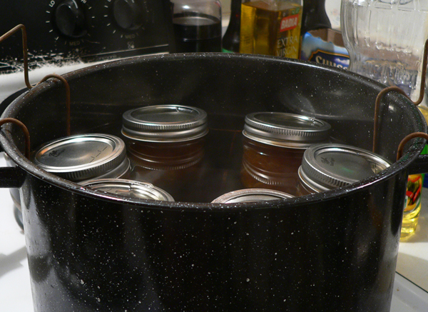 Citrus Marmalade, raise the jars.