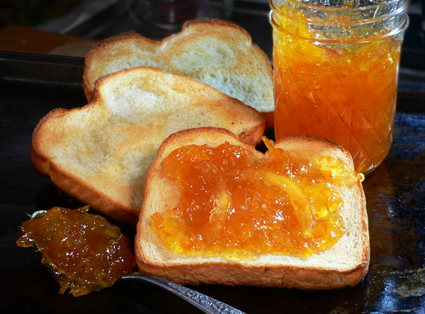 Citrus Marmalade, enjoy.