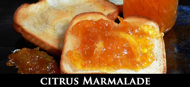 Citrus Marmalade, slider.