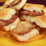 Southern Pork Tenderloin Biscuits Recipe, as seen on Taste of Southern.com.