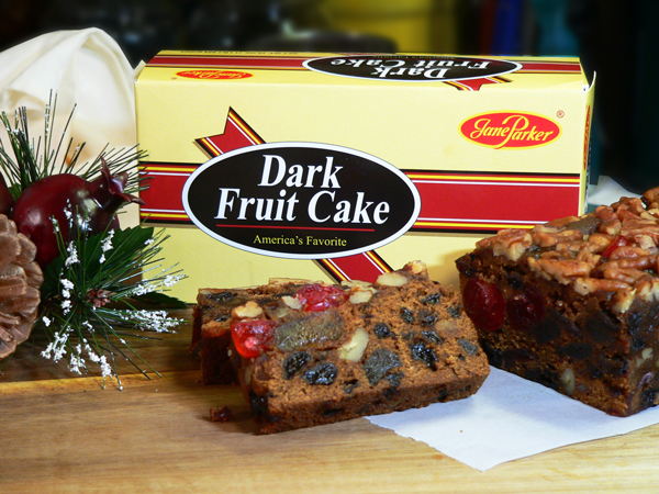Jane Parker Fruit Cakes, dark.