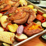 Cornish Hens – Sheet Pan Dinner