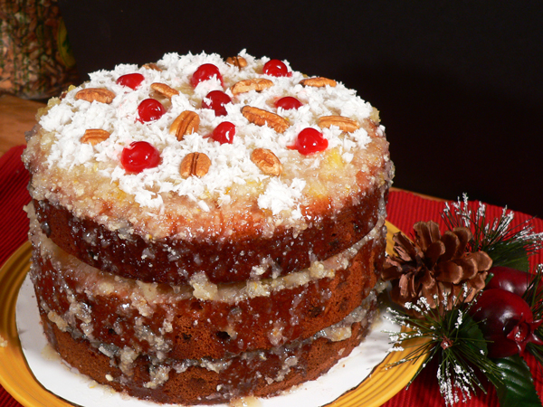 Taste Of Home Fruit Cake Recipe