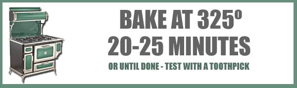 Pig Picking Cake, baking time and temp.