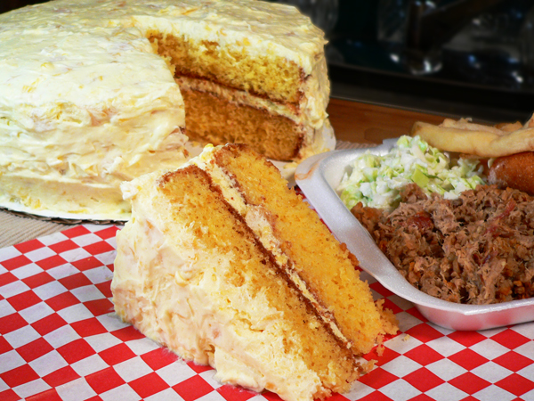 Pig Picking Cake, as seen on Taste of Southern.