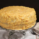 Old Fashioned Pineapple Cake, made from scratch, as seen on Taste of Southern.