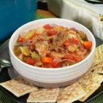 Ham Bone Soup recipe, as seen on Taste of Southern.