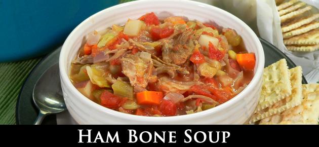 Ham Bone Soup, slider.