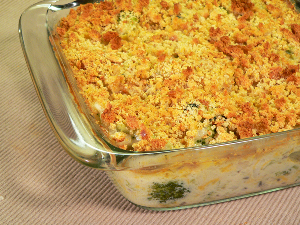 Broccoli Casserole, as seen on Taste of Southern.