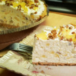 Pineapple Pie recipe, as seen on Taste of Southern.