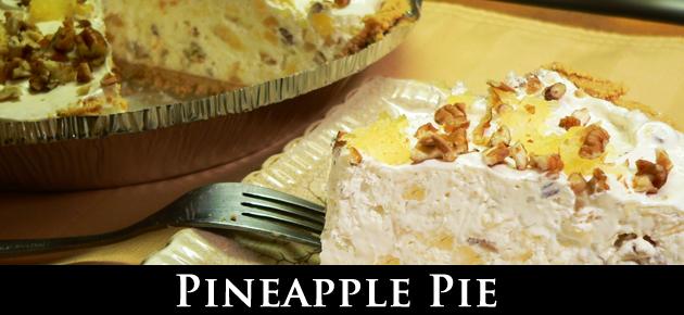 Pineapple Pie, slider.